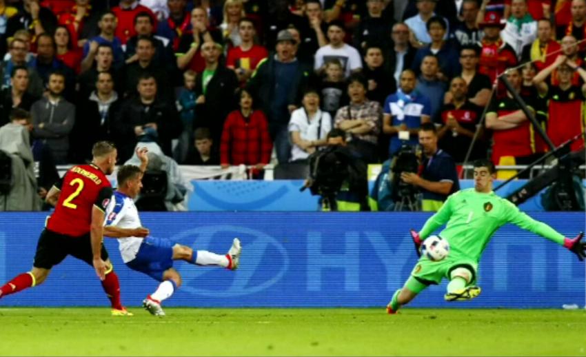 อิตาลี ชนะ เบลเยียม 2-0 ประเดิมศึกฟุตบอลยูโร 2016