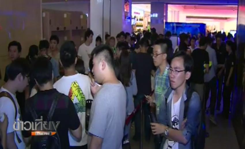 ชาวจีนแห่ดู Warcraft หนังระลึกวัยติดเกม