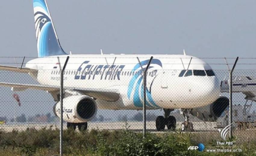 """พบกล่องดำ """"อียิปต์ แอร์"""" เที่ยวบิน MS804 ช่วยหาสาเหตุเครื่องบินตก"""
