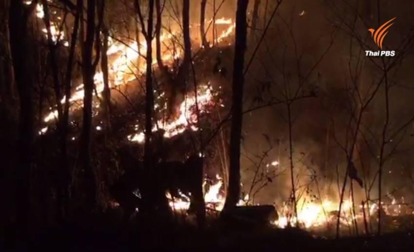 สถิติกรมอุทยานแห่งชาติฯ พบ จ.เชียงใหม่ แชมป์เกิดเหตุไฟป่า-พื้นที่ป่าเสียหายจากไฟไหม้สูงสุดในไทย