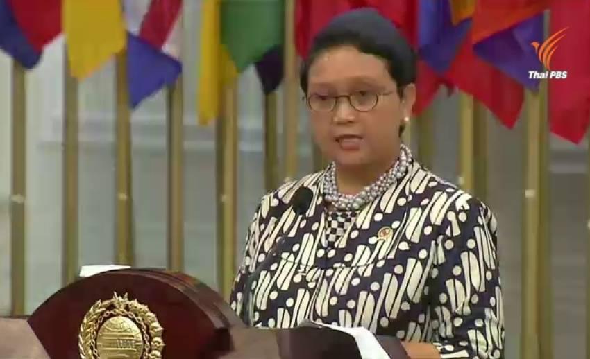 """อินโดนีเซียประกาศไม่จ่ายค่าไถ่ตัวกันให้กลุ่ม """"อาบูไซยาฟ"""""""