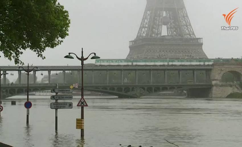 ฝรั่งเศสเหนือยังเสี่ยงน้ำท่วม
