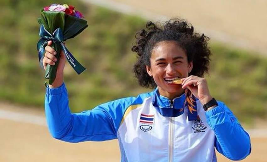ไทยคว้าสิทธิ์ลงแข่งบีเอ็มเอ็กซ์โอลิมปิกครั้งแรกในประวัติศาสตร์