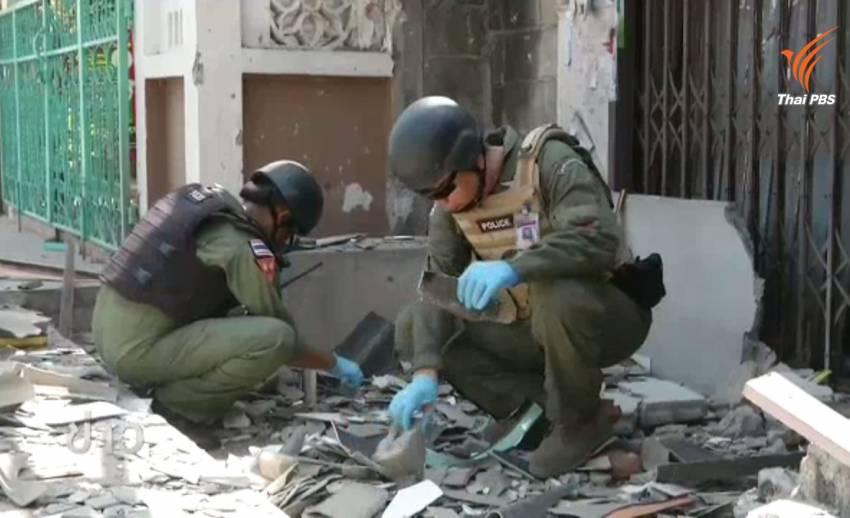 ตร.เร่งติดตามตัวผู้ก่อเหตุระเบิด 9 จุด จ.ปัตตานี เพิ่มมาตรการความปลอดภัยช่วงสงกรานต์