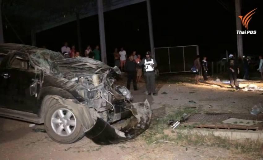 ศปถ.สรุปอุบัติเหตุ 4 วัน ตาย 259 เจ็บกว่า 2 พัน กทม.ตายมากสุด 14 คน อุบัติเหตุเชียงใหม่มากที่สุด