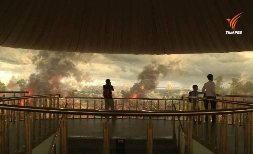 สายสัมพันธ์เกาหลีเหนือ-กัมพูชาแน่นแฟ้น สร้างพิพิธภัณฑ์ 360 องศา ในเสียมเรียบ