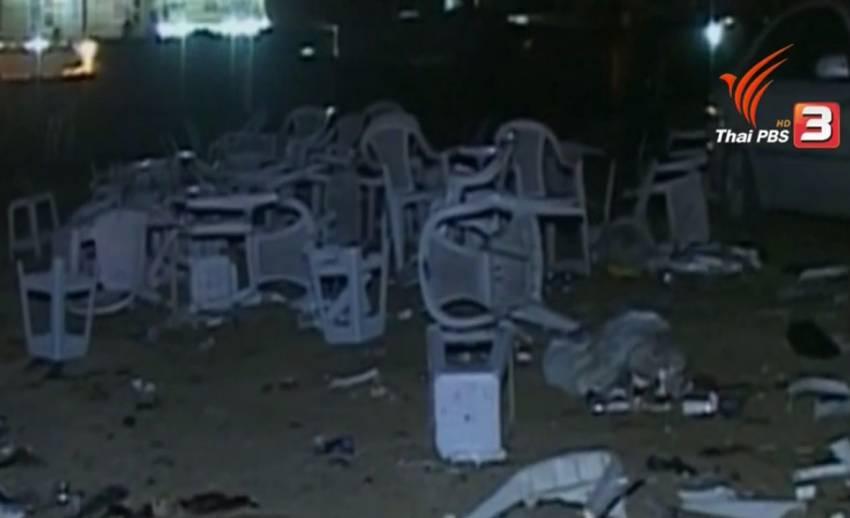 กลุ่มไอเอสอ้างเป็นผู้ก่อเหตุมือระเบิดพลีชีพในสนามฟุตบอล กรุงแบกแดด พบเสียชีวิต 30 คน