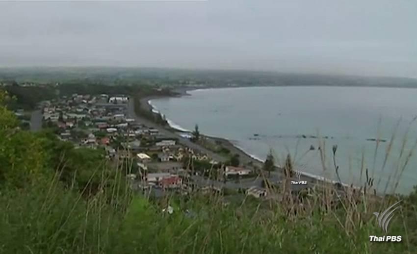 แผ่นดินไหวขนาด 6.0 ที่เกาะเหนือของนิวซีแลนด์