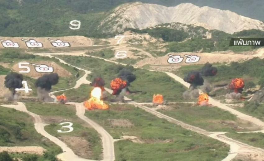 สหรัฐฯ เพิ่มกำลังพลซ้อมรบร่วมเกาหลีใต้ 4 เท่าตัว