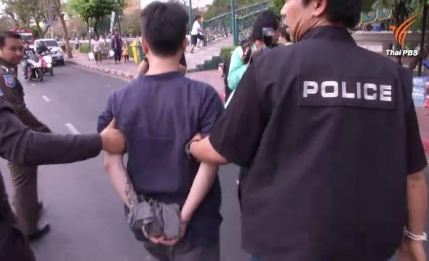 คุมตัวหัวหน้าแก๊ง-ทำแผนปล้นร้านปืนวังบูรพา นักธุรกิจจีนภูเก็ตยังปฏิเสธไม่เกี่ยวด้วย