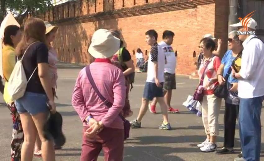 นักท่องเที่ยวจีนทยอยทำใบขับขี่ตามมาตรการแก้ปัญหาอุบัติเหตุ