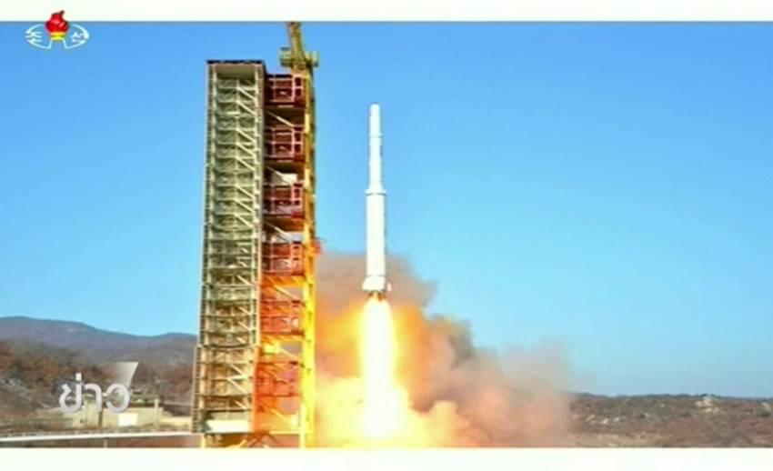 นานาชาติประณามเกาหลีเหนือปล่อยจรวดส่งดาวเทียม