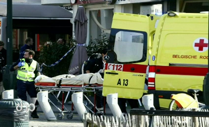เบลเยียมปิดล้อมพื้นที่กลางกรุงบรัสเซลส์ ล่าตัวผู้ต้องสงสัยโจมตีปารีส