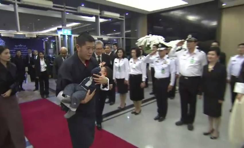 กษัตริย์จิกมี เสด็จพระราชดำเนินกลับราชอาณาจักรภูฏานแล้ว