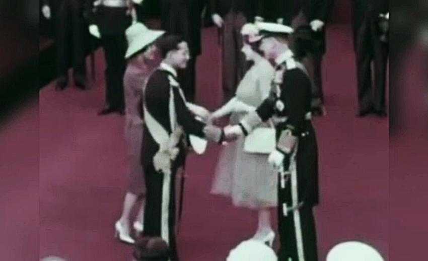 ไทย-อังกฤษ ความผูกพันใกล้ชิดของสองราชวงศ์