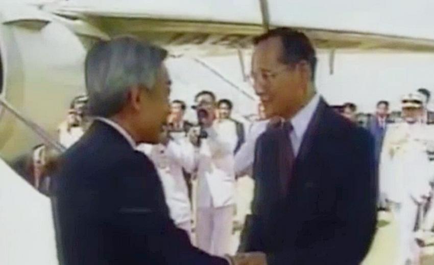 สายสัมพันธ์ราชวงศ์ไทย-ญี่ปุ่น มิตรภาพที่ยาวนาน