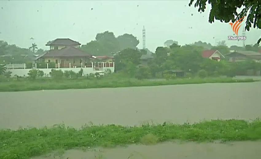 สถานการณ์น้ำท่วมลุ่มน้ำเจ้าพระยา-ป่าสักเริ่มทรงตัว