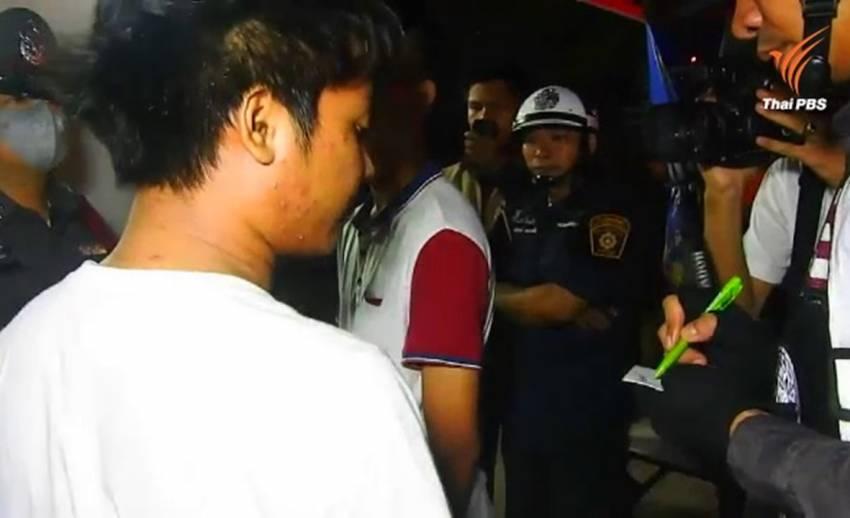 นทท.ชาวไทย ถูกวัยรุ่นชาย-หญิงขี่มอเตอร์ไซค์ชิงกระเป๋า ถ.เลียบหาดพัทยา สูญ 4 หมื่น
