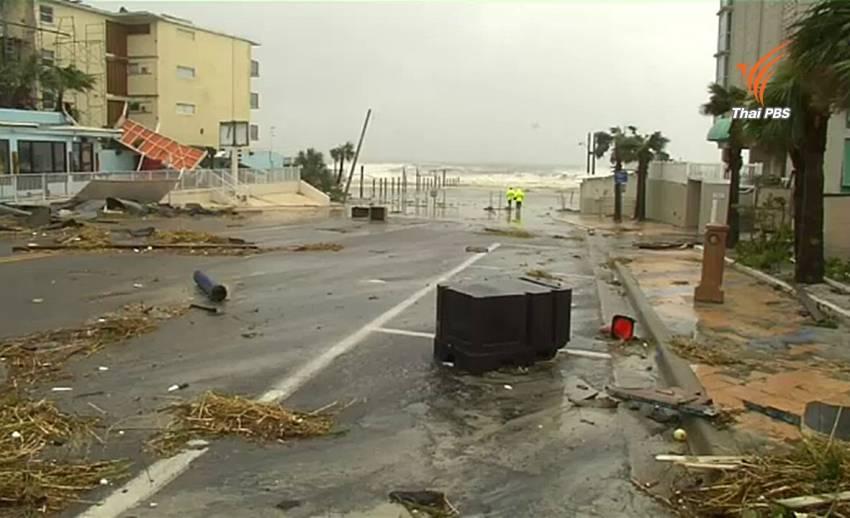 พายุเฮอร์ริเคนแมทธิวถล่มฟลอริดา กระทบ ปชช.กว่า 1 ล้านครัวเรือน