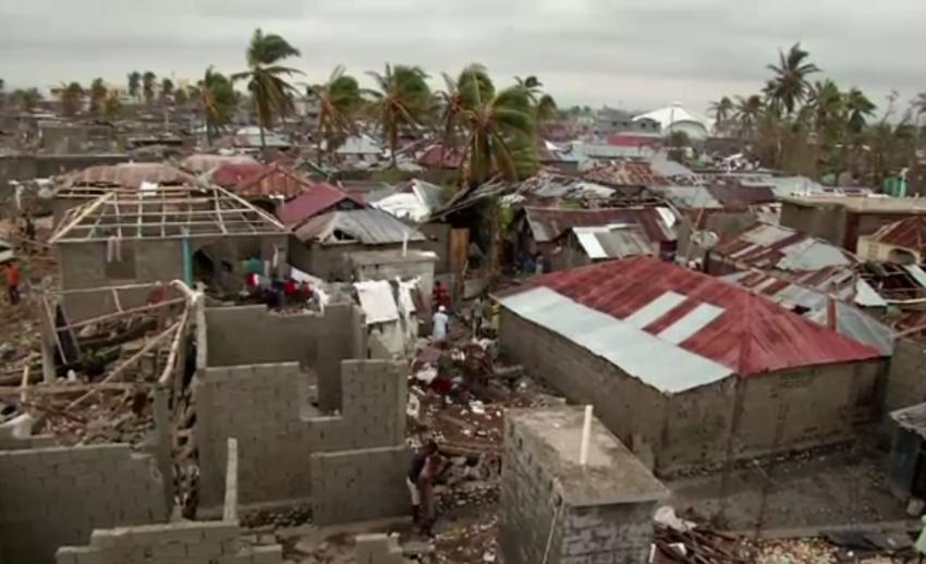 เฮอร์ริเคนแมทธิวถล่มเฮติตาย 264 คน มุ่งหน้าฟลอริดา-สั่งอพยพ 1.5 ล้านคน