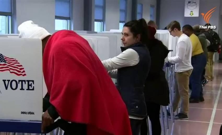 เริ่มแล้วลงคะแนนเลือกตั้ง ปธน.สหรัฐฯ ล่วงหน้า ใน 40 มลรัฐ