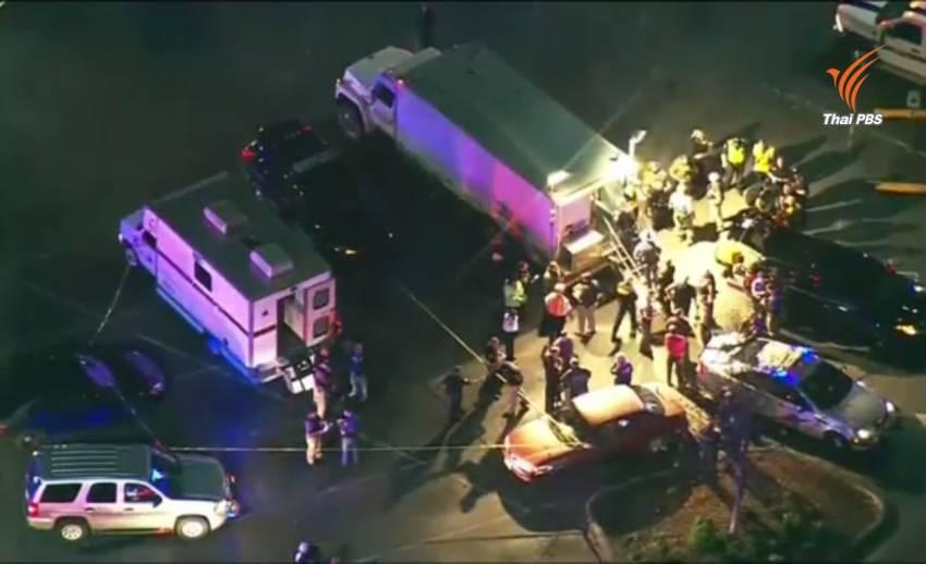 เหตุกราดยิงในห้างสรรพสินค้ารัฐวอชิงตัน สหรัฐฯ เสียชีวิต 4 คน- เร่งจับผู้ก่อเหตุ