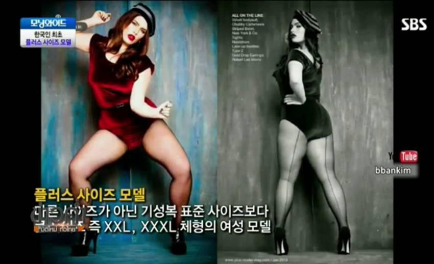 ชีวิตต้องสู้นางแบบพลัสไซส์กับค่านิยมรังเกียจคนอ้วนในเกาหลีใต้