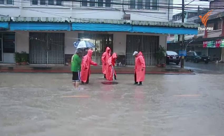 น้ำท่วมเหนือยังวิกฤต เฝ้าระวังเขตเทศบาลเมืองน่านคืนนี้