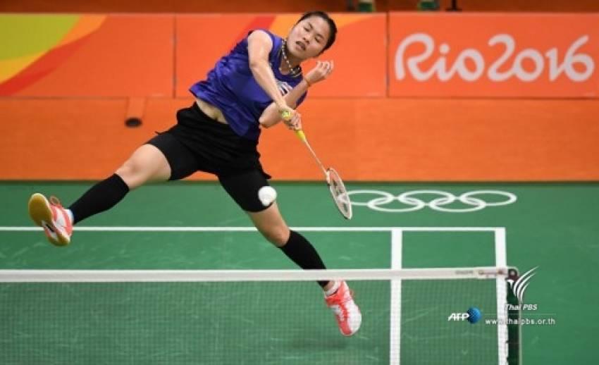 """""""รัชนก"""" พ่าย """"อากาเนะ"""" จากญี่ปุ่น ตกรอบ 16 คน แบดมินตันโอลิมปิก"""