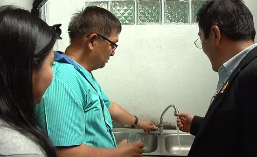 ชาวบ้านยังไม่กล้าบริโภคน้ำประปาฉะเชิงเทรา หลังมีตะกอนแมงกานีสปนเปื้อน