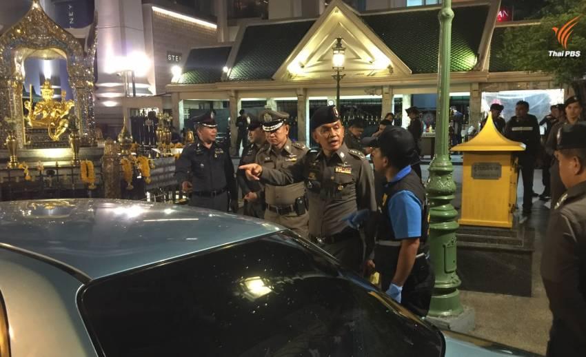 ตร.เตรียมแจงสถานทูต รถชนพระพรหมเป็นอุบัติเหตุ ไม่ใช่ก่อการร้าย