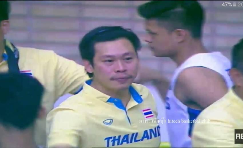 ทีมยัดห่วงไทย ชุดยู 18 สร้างประวัติศาสตร์ ชนะ ฟิลิปปินส์ 74-71 แต้ม
