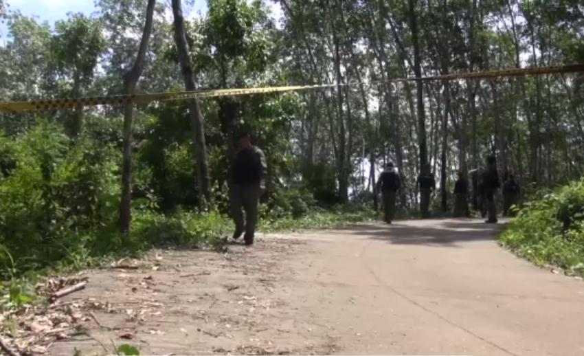 เกิดเหตุซุ่มยิงผู้ใหญ่บ้าน-ชรบ.บันนังสตา จ.ยะลา เสียชีวิต 1 คน