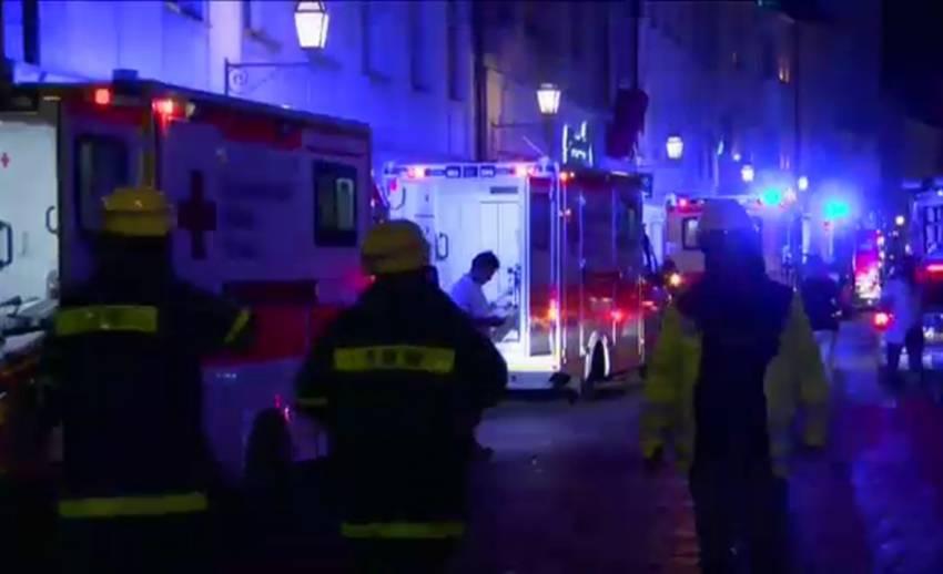 ระเบิดร้านอาหารในเยอรมนี ตาย 1 เจ็บ 10 คน