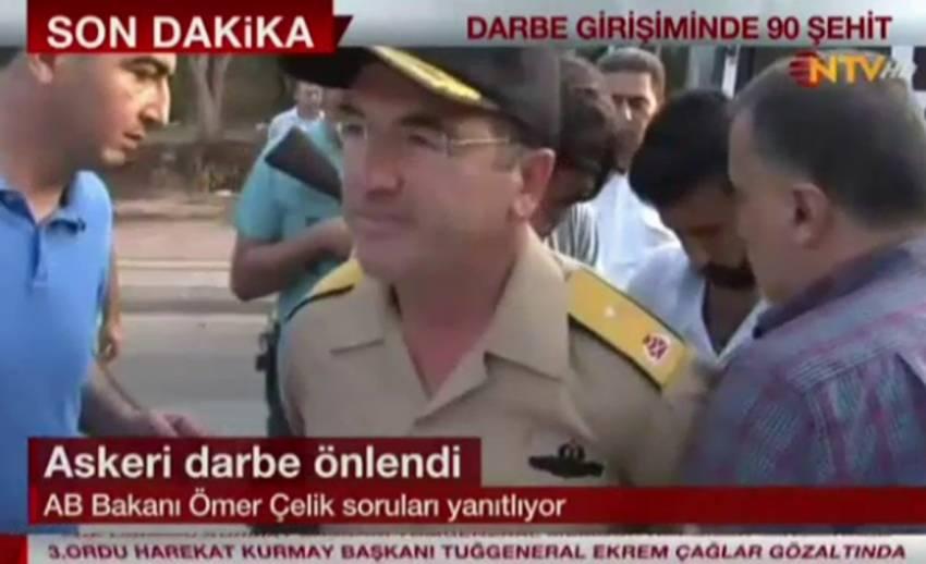 99 นายพลตุรกีถูกตั้งข้อกล่าวหากบฏ-รัฐบาลสั่งปลดคณบดีมหาวิทยาลัยอีก 1,577 คน ที่เกี่ยวข้อง