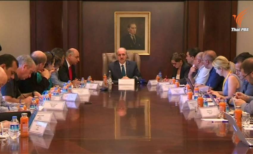 ตุรกีเดินหน้าปราบกลุ่มสนับสนุนรัฐประหาร