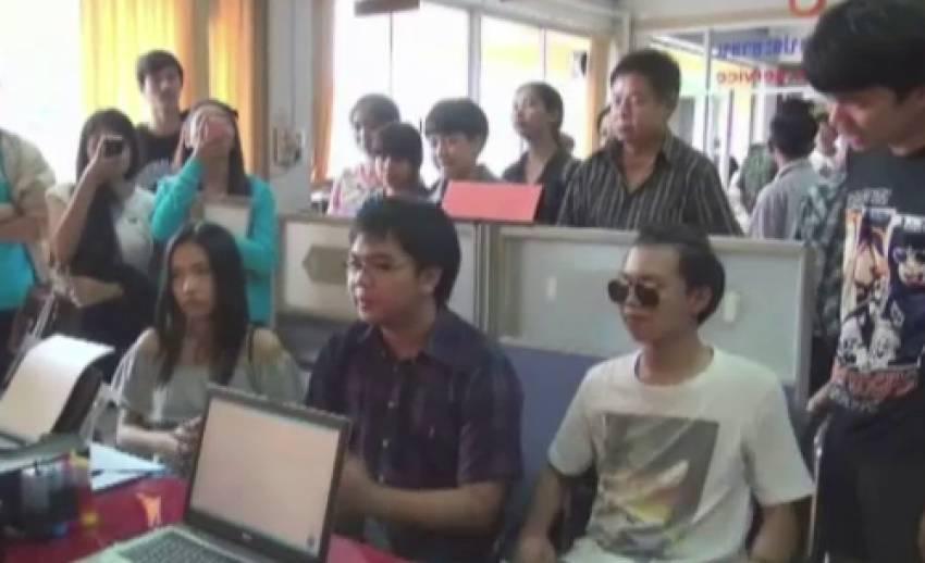 """""""นักเรียนไทย"""" ภาคเหนือร้อง """"ดีเอสไอ"""" ถูกหลอกได้ทุนเรียนฟรีไต้หวัน"""