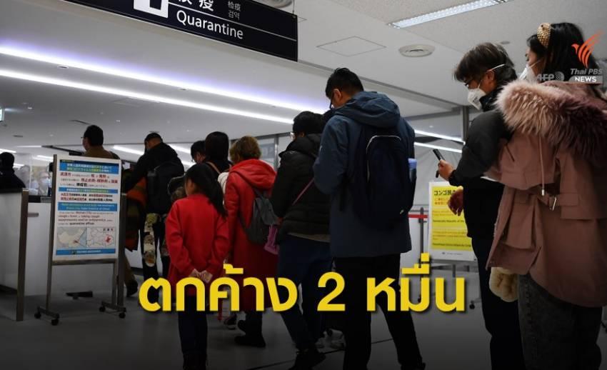 ตม.แจงข้อมูลคนจีนมาไทย 930,965  คน