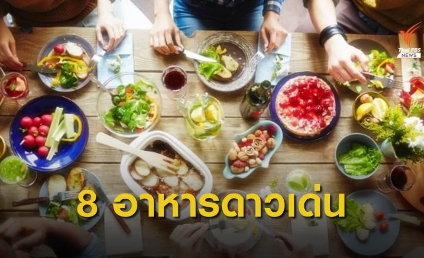 8 อาหารมาแรงในตลาดออสเตรเลีย