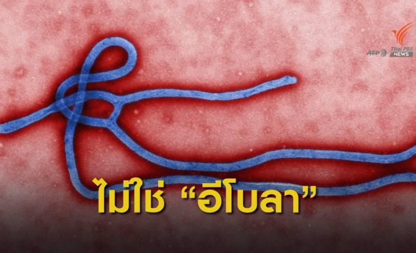"""รพ.ศิริราช แจงชายไทยจากแอฟริกากลางป่วย """"มาลาเรีย"""" เสียชีวิต"""
