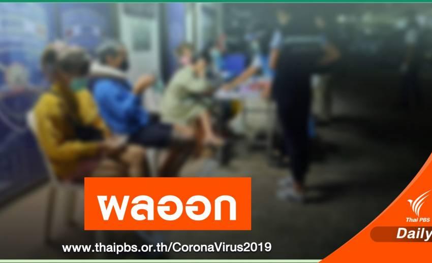 โล่งอก!  4 คนไทยหนีเข้าเมืองผลตรวจเชื้อ COVID-19 เป็นลบ