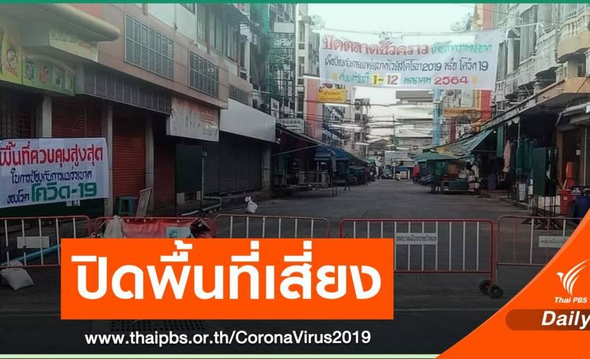 นนทบุรีสั่งปิดสถานที่ชั่วคราว คุม COVID-19