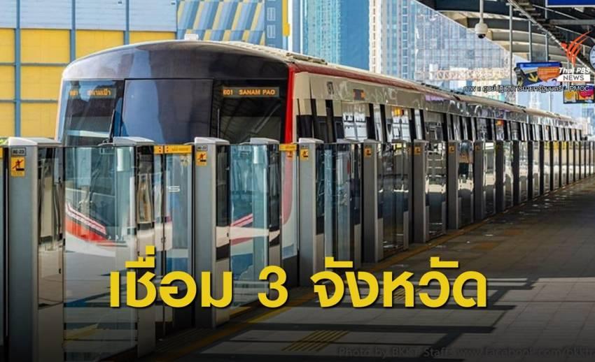 นายกฯ เปิดรถไฟฟ้าสายสีเขียว-สีทองเที่ยวปฐมฤกษ์ 16 ธ.ค.นี้