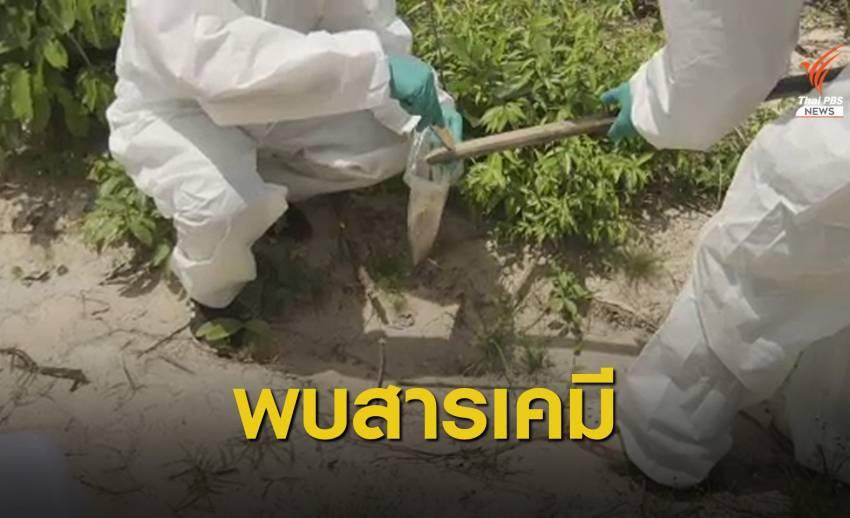 THE EXIT : ตรวจพบสารเคมีตกค้างในดินป่าดงชี (ตอน 2)