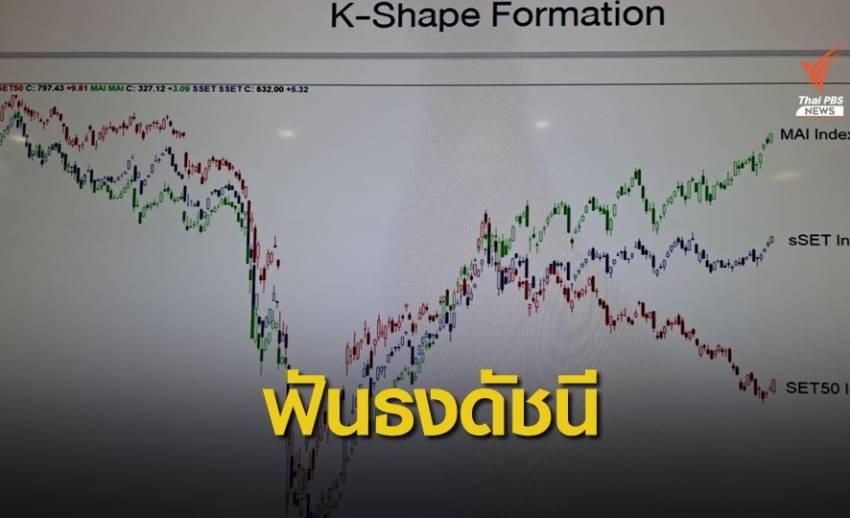 นักวิเคราะห์ตั้งเป้าดัชนีหุ้นไทยปีหน้า 1,450 จุด