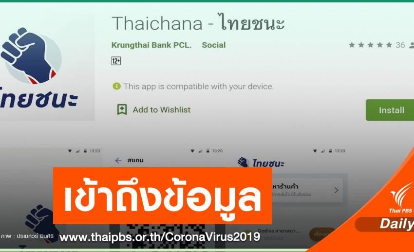 โปรดทราบ! แอปฯไทยชนะเข้าถึงข้อมูลส่วนตัวภาพไฟล์-พิกัด