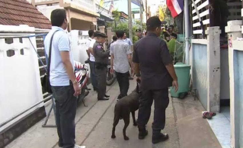 ตำรวจ 191 ค้นยาเสพติดที่ชุมชนทุ่งสองห้อง-ไม่พบสิ่งผิดปกติ