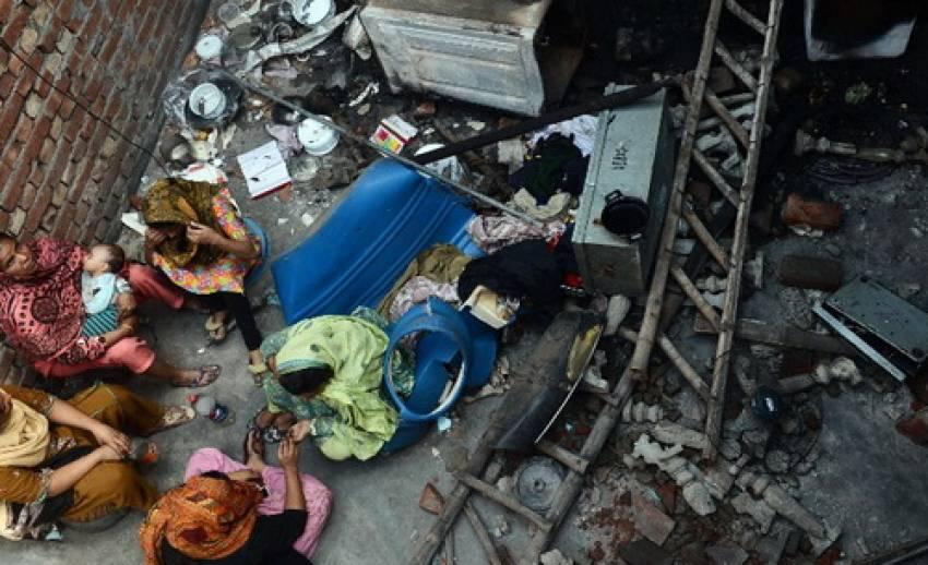 เหตุขัดแย้งด้านศาสนาในปากีสถาน บ้านเรือนชาวคริสต์ถูกเผาวอดกว่า 170 หลัง