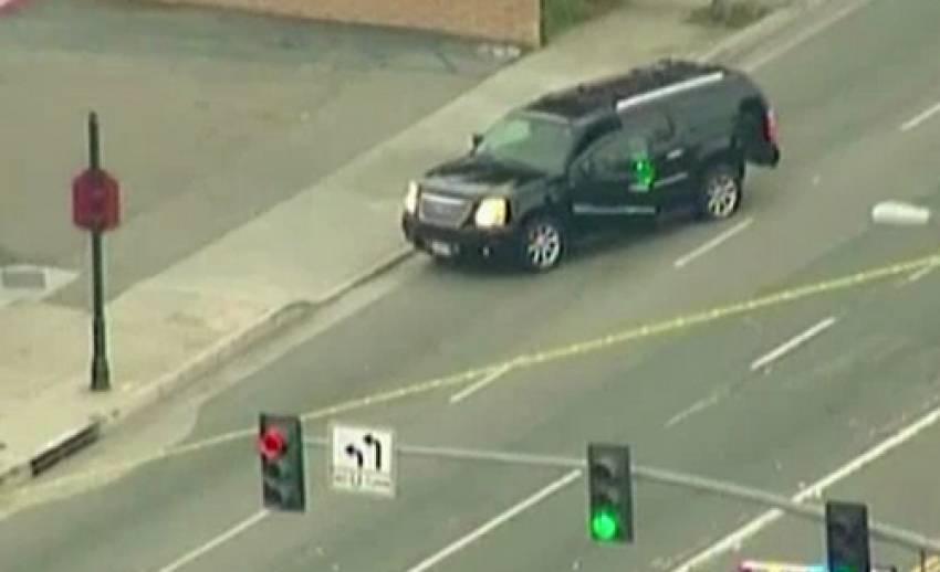 มือปืนกราดยิงผู้ขับขี่บนถนน ในสหรัฐฯ ตาย 4 ก่อนยิงตัวตายหนีผิด