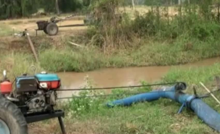 กรมชลประทาน แจ้งเกษตรกรภาคอีสาน งดปลูกพืช จากปัญหาภัยแล้ง